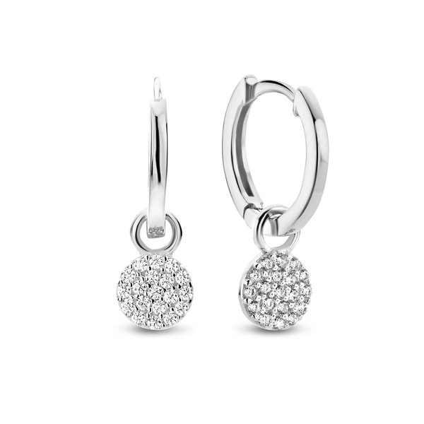 Selected Jewels Mila Elodie créoles en argent sterling 925