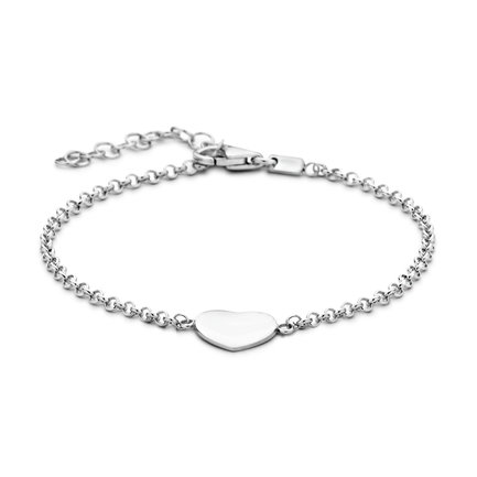 Selected Jewels Aimée 925 sterling zilveren armband