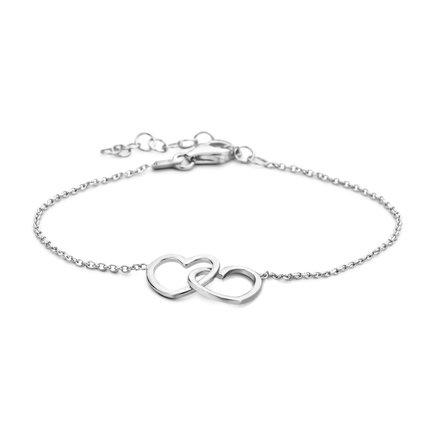 Selected Jewels Aimée 925 sterling silver bracelet