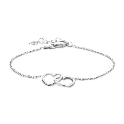 Selected Jewels Aimée bracciale in argento sterling 925