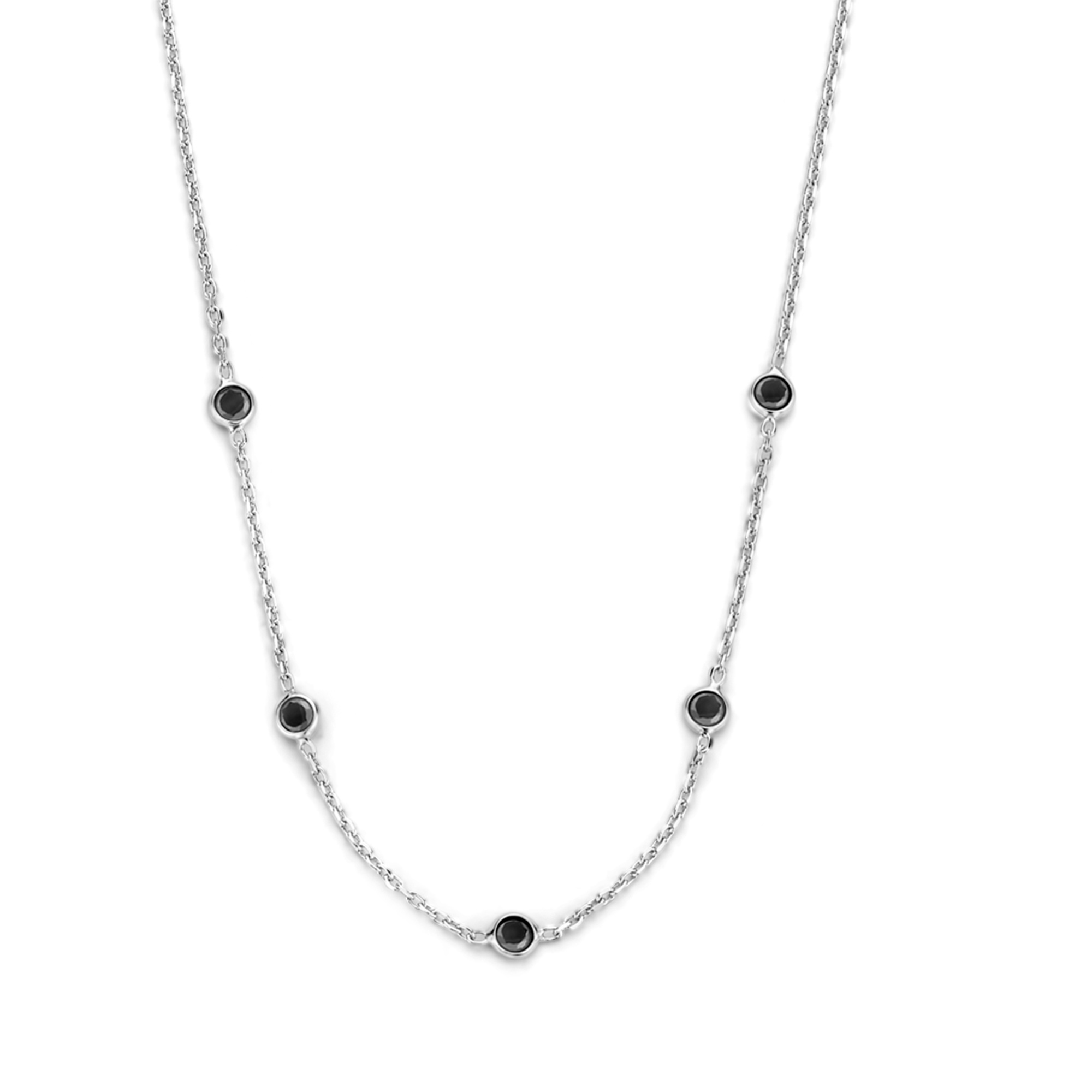 Selected Jewels Mila Sophie 925 Sterling Silber Kette