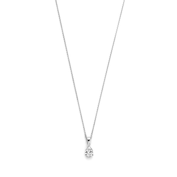 Selected Jewels Mila Elodie 925 Sterling Silber Kette