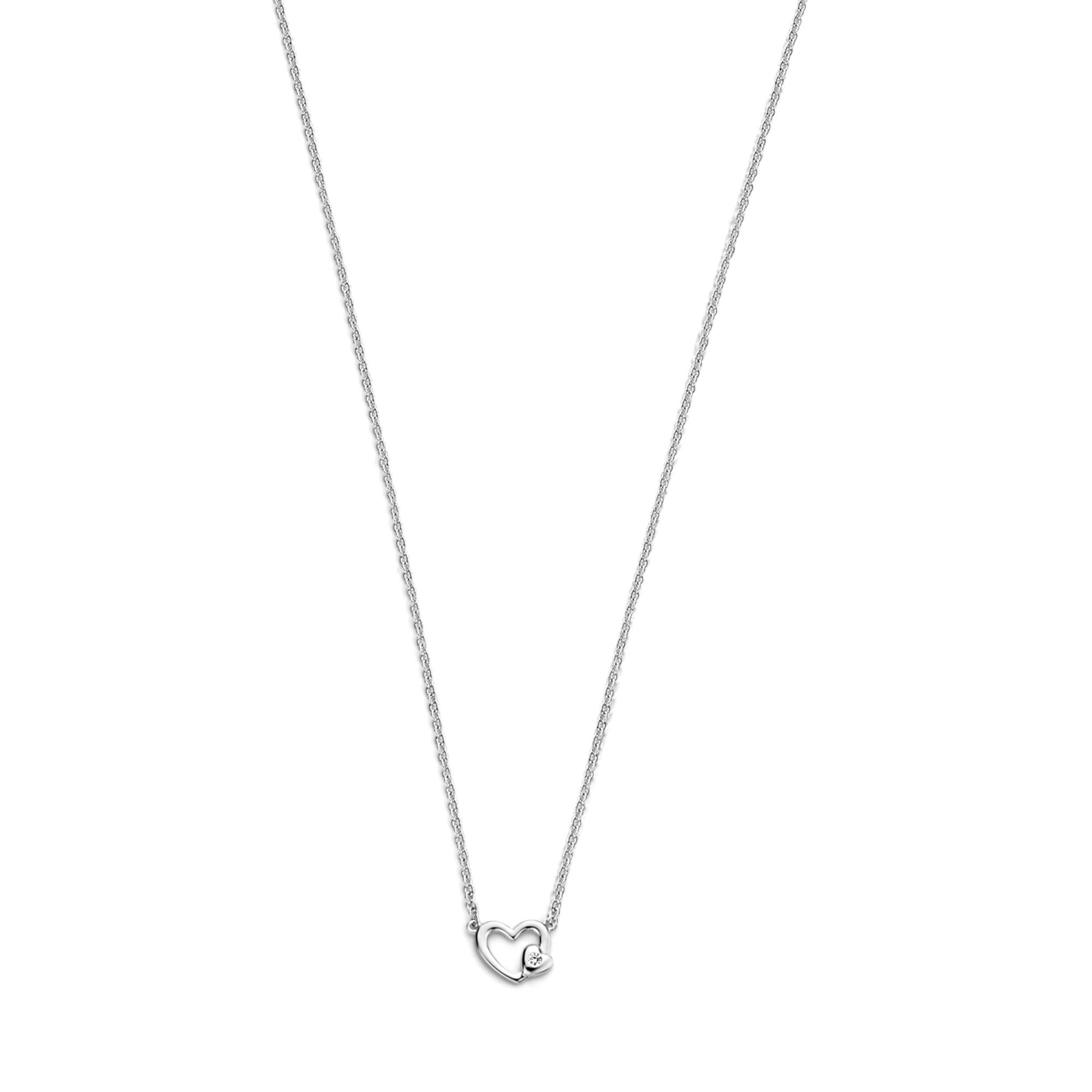 Selected Jewels Aimée halsband i 925 sterling silver
