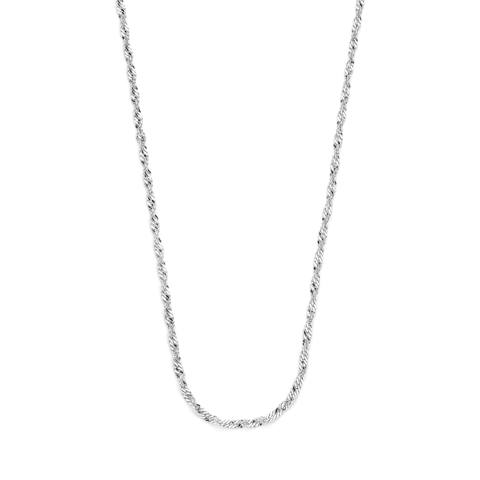 Selected Jewels Léna Inès collana in argento sterling 925