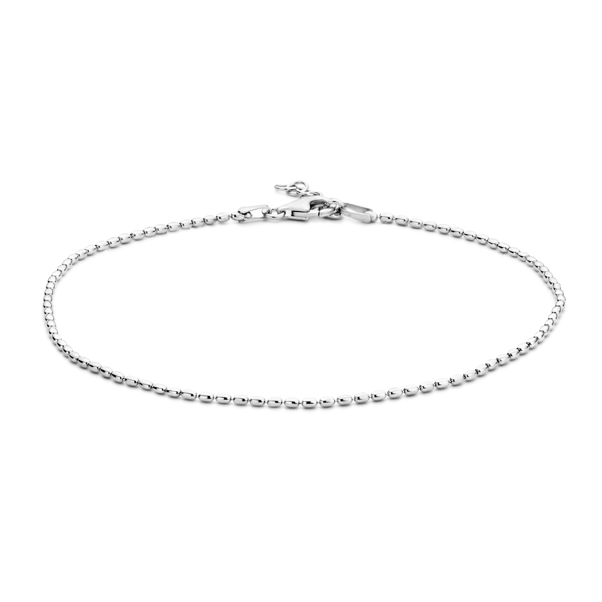 Selected Jewels Selected Gifts set di cavigliere in argento sterling 925