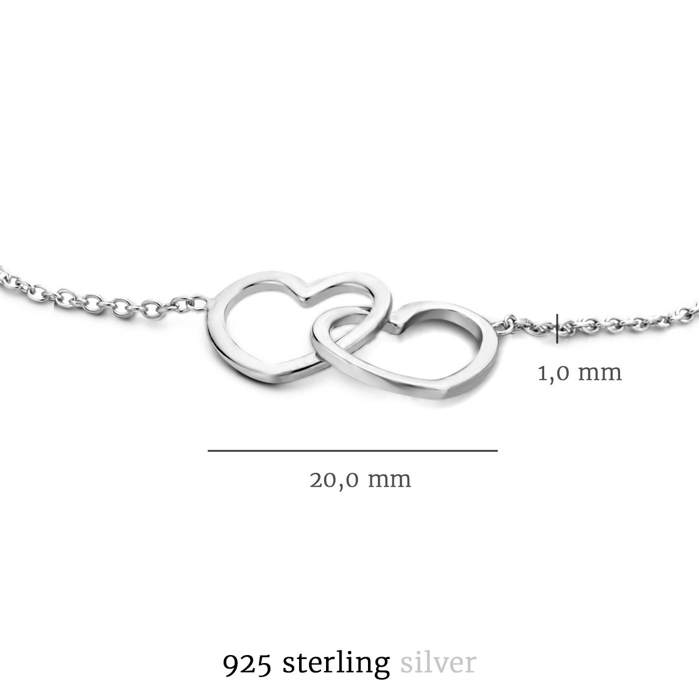 Selected Jewels Aimée bracelet en argent sterling 925