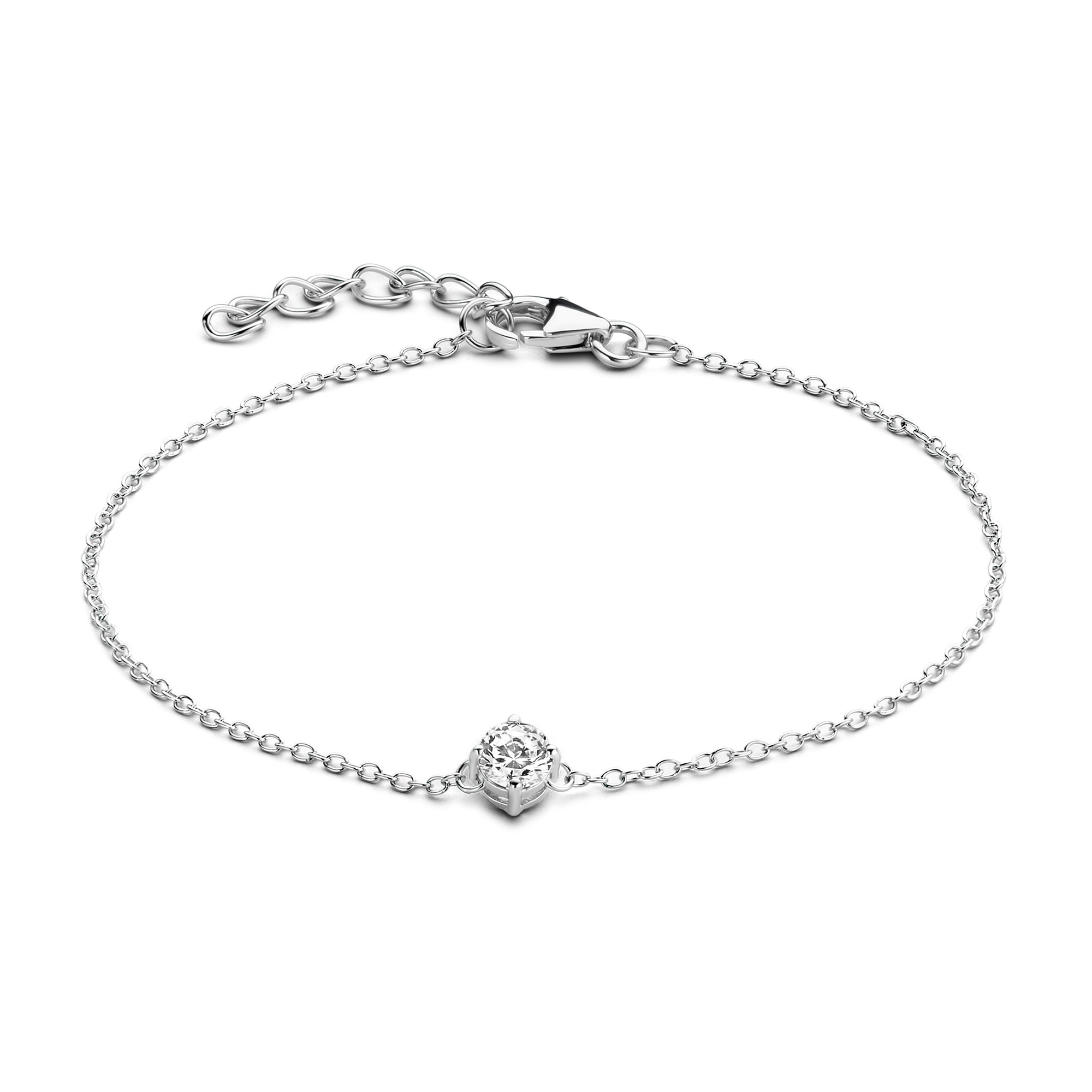 Selected Jewels Selected Gifts bracciale e collana in argento sterling 925