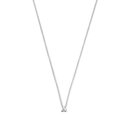 Selected Jewels Julie Céleste 925 sterling zilveren initial ketting