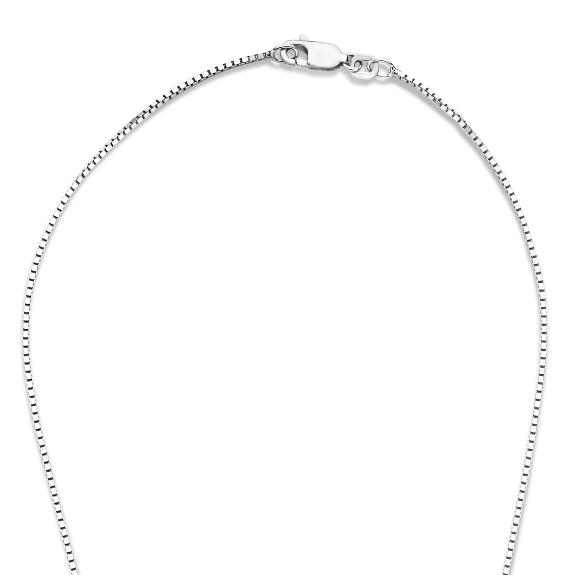 Selected Jewels Léna Inès collier en argent sterling 925