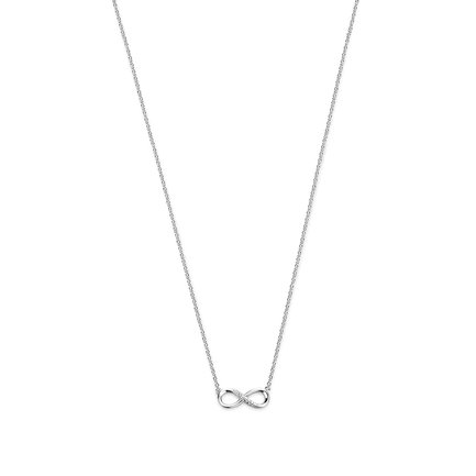 Selected Jewels Julie Emilie collana infinito in argento sterling 925