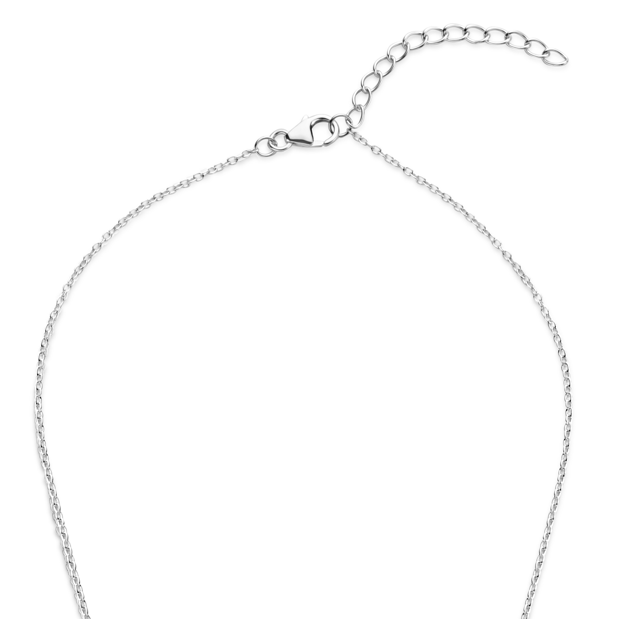 Selected Jewels Mila Elodie collana in argento sterling 925