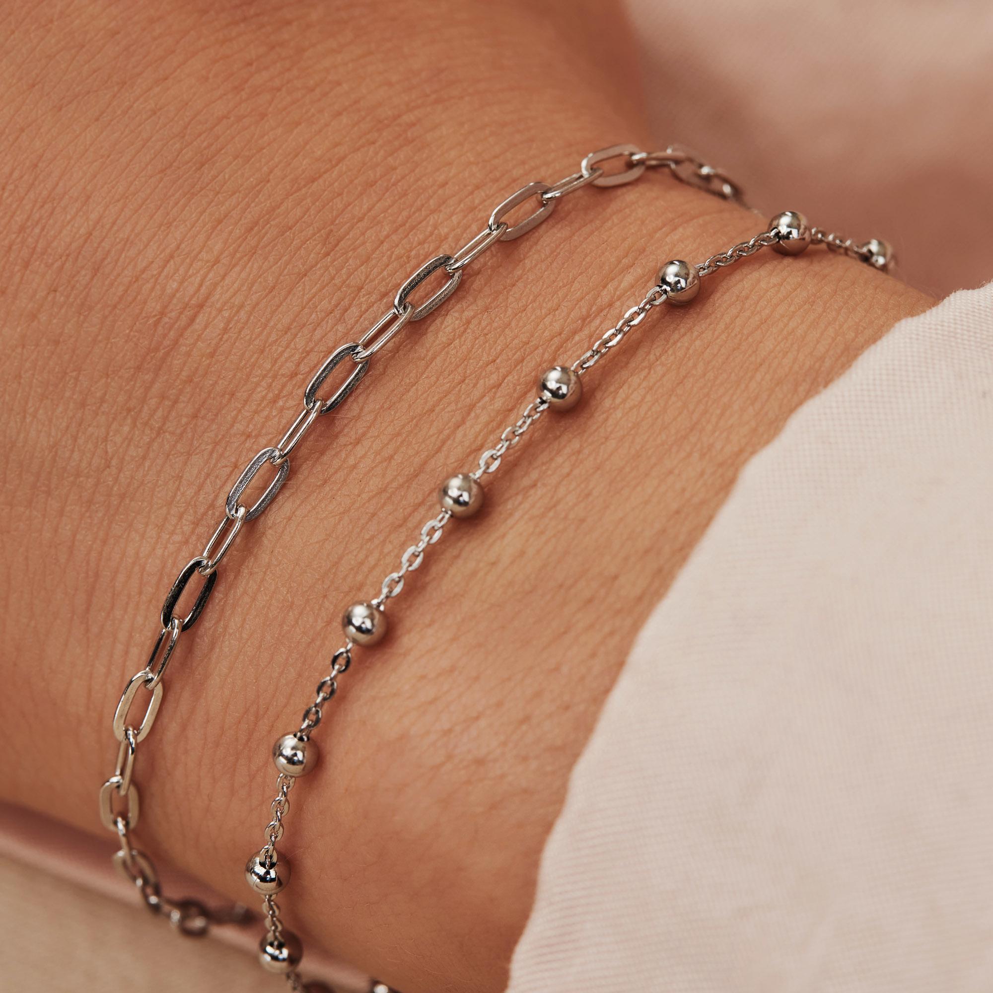 Selected Jewels Julie Esmée 925 sterling sølv armbånd