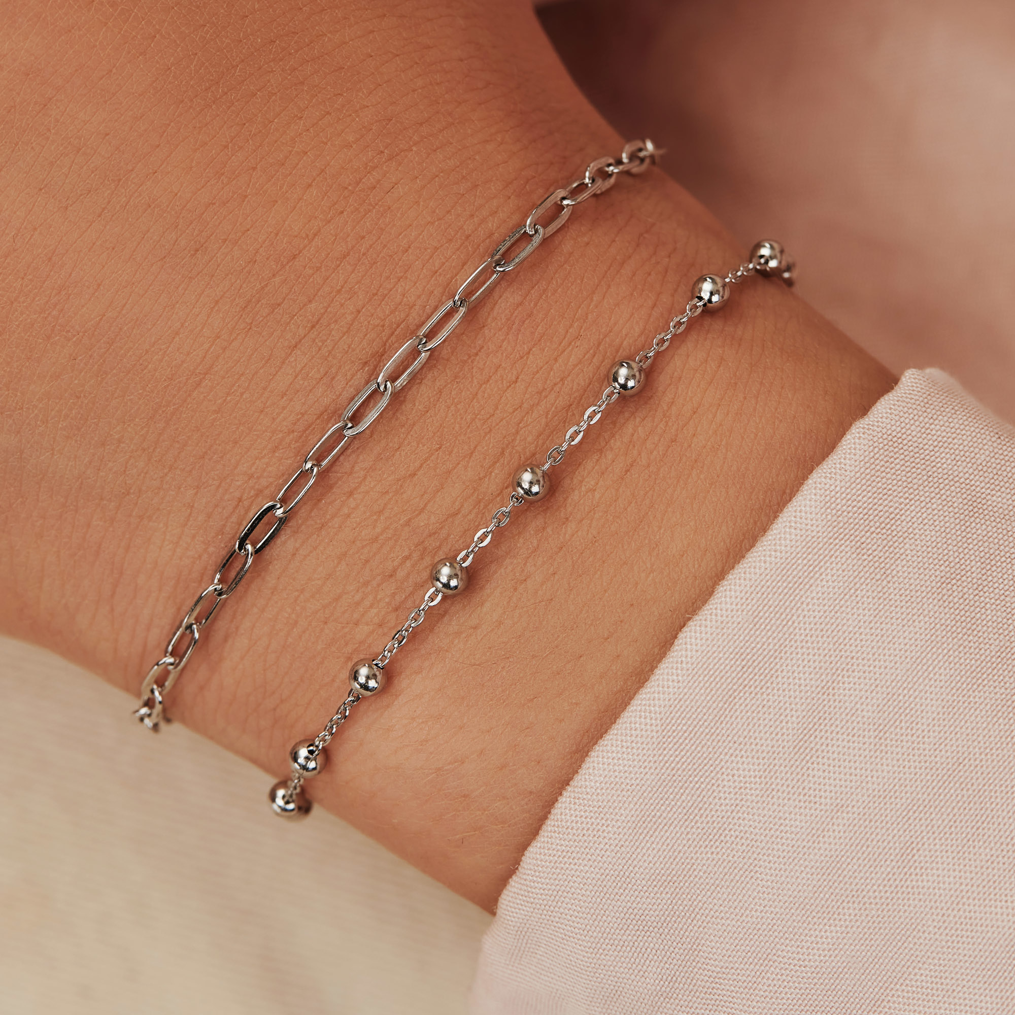 Selected Jewels Julie Maud 925 Sterling Silber Armband