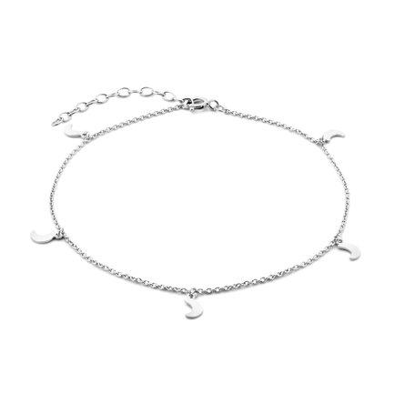 Selected Jewels Julie Louna 925 Sterling Silber Fußkettchen