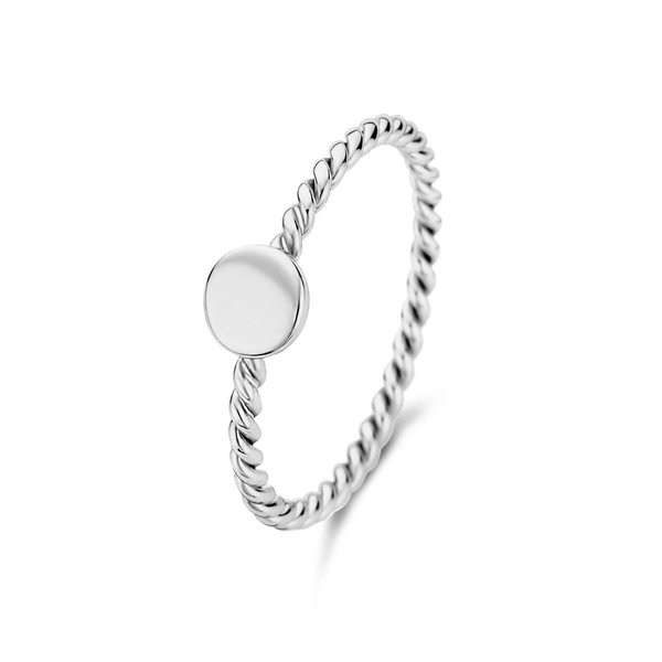 Selected Jewels Julie Belle anello in argento sterling 925
