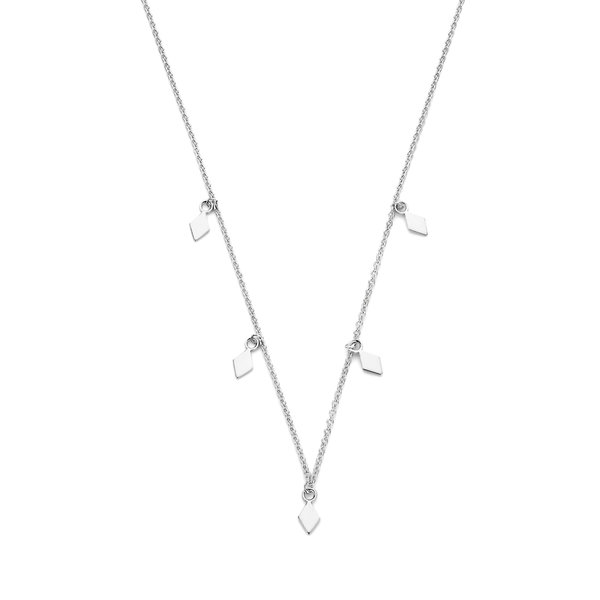 Selected Jewels Julie Sanne collana in argento sterling 925