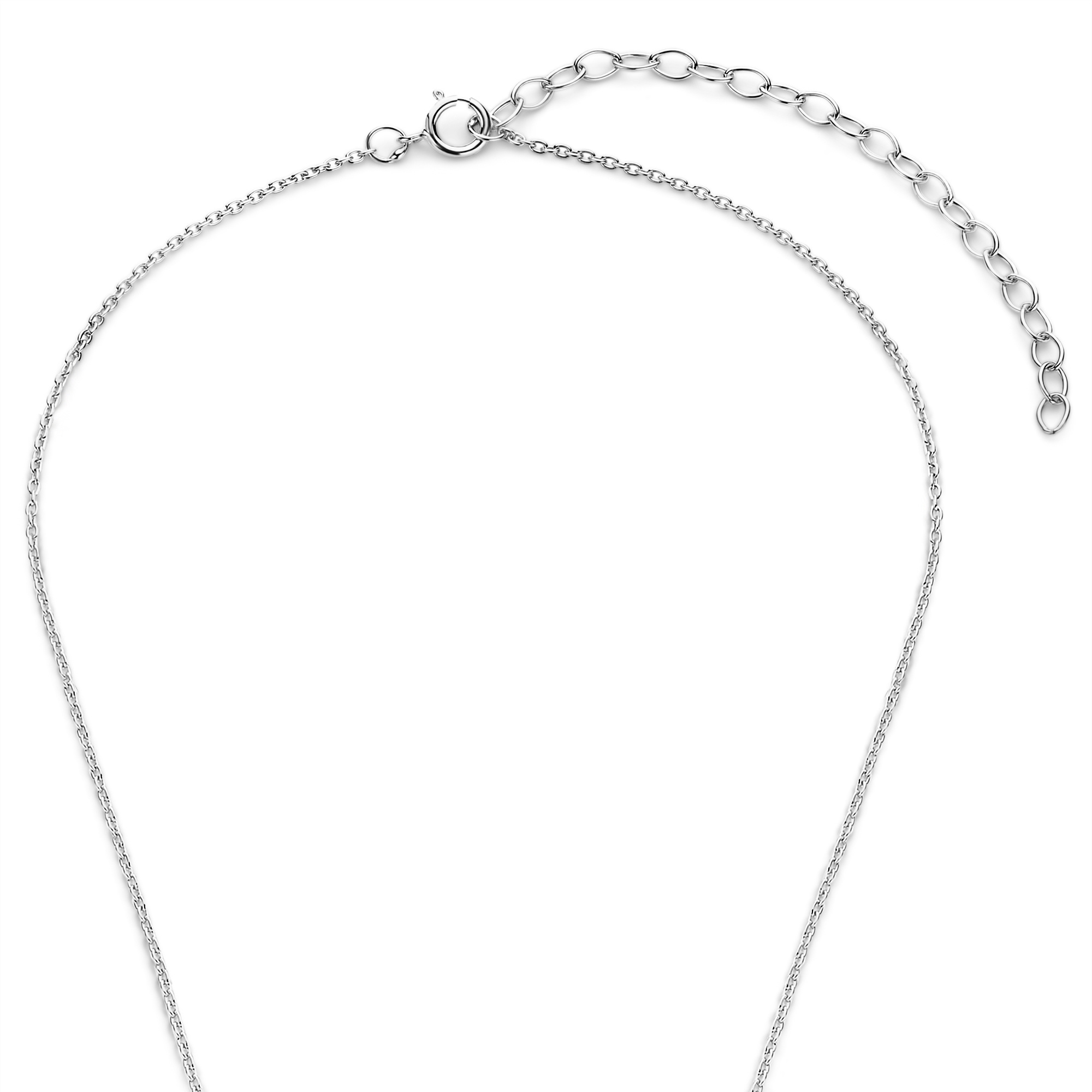 Selected Jewels Julie Charlotte 925 sterling zilveren ketting