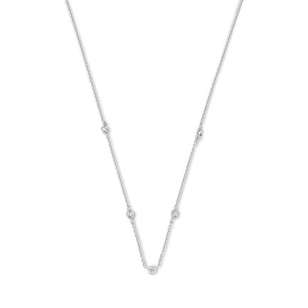 Selected Jewels Mila Elodie 925 sterling silver necklace