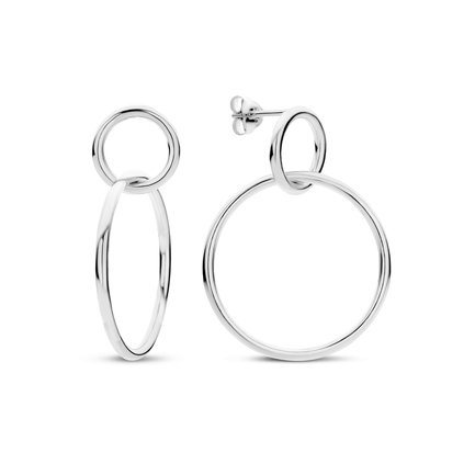 Selected Jewels Zoé 925 Sterling Silber Ohrhänger