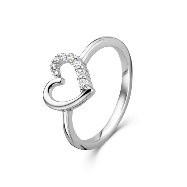 Selected Jewels Aimée anello in argento sterling 925