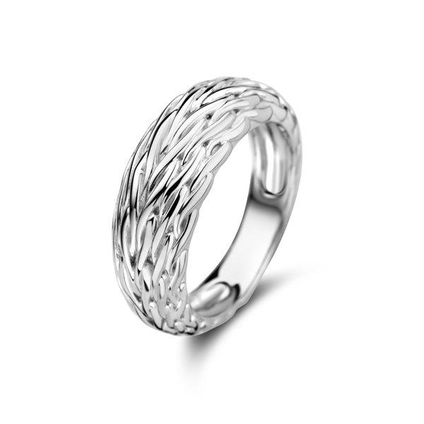 Selected Jewels Léna Manon 925 sterling zilveren ring
