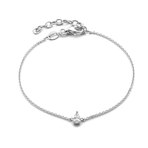 Selected Jewels Mila Elodie 925 Sterling Silber Armband