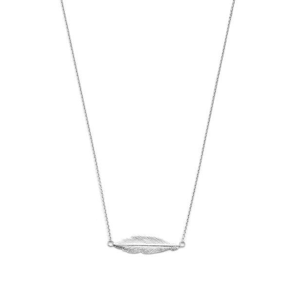 Selected Jewels Julie Lucie collana in argento sterling 925