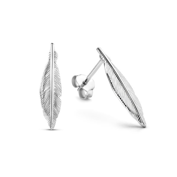 Selected Jewels Julie Lucie 925 sterling silver ear studs
