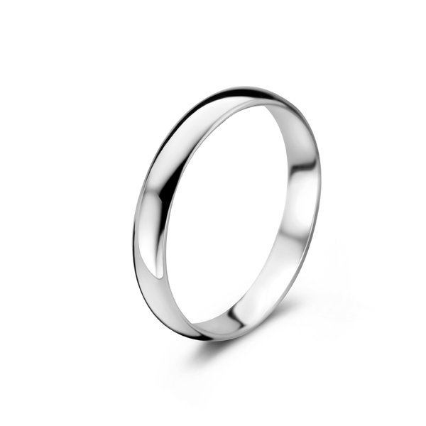 Selected Jewels Zoé Michelle anello in argento sterling 925