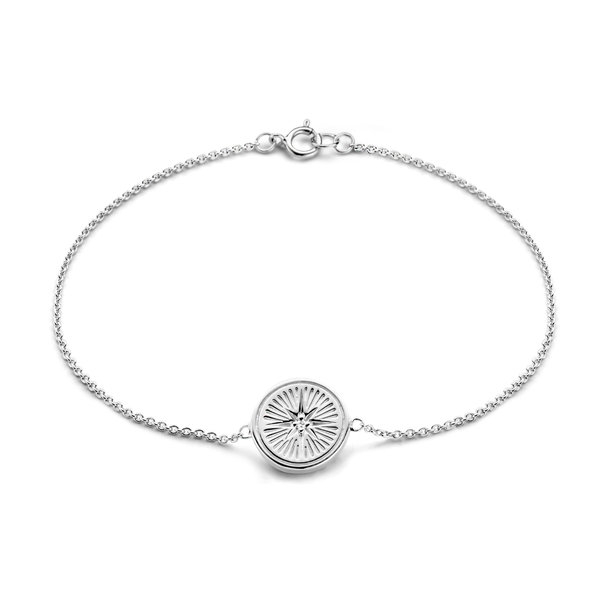 Selected Jewels Lená Rose 925 Sterling Silber Armband