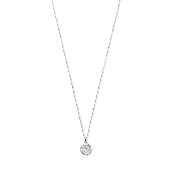 Selected Jewels Lená Rose collana in argento sterling 925