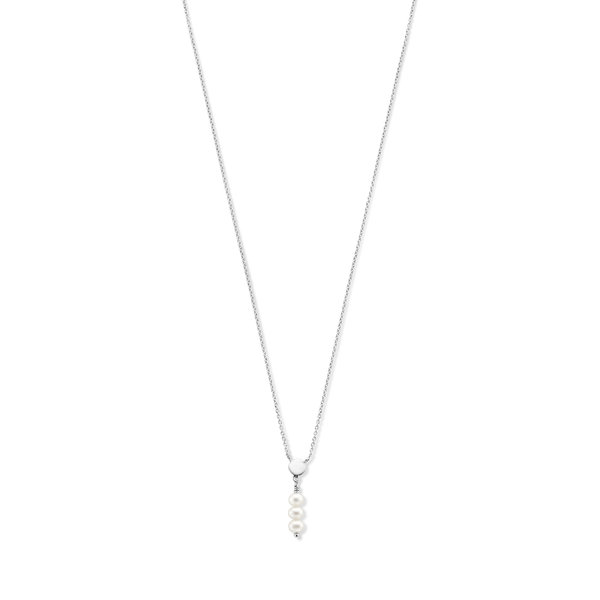 Selected Jewels Mila Margaux collana in argento sterling 925