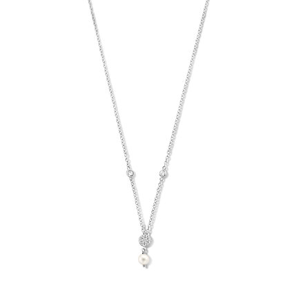 Selected Jewels Mila Margaux halsband i 925 sterling silver