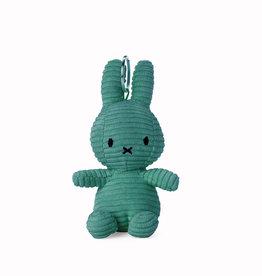 Nijntje/Miffy Miffy Keychain Corduroy Green - 10 cm