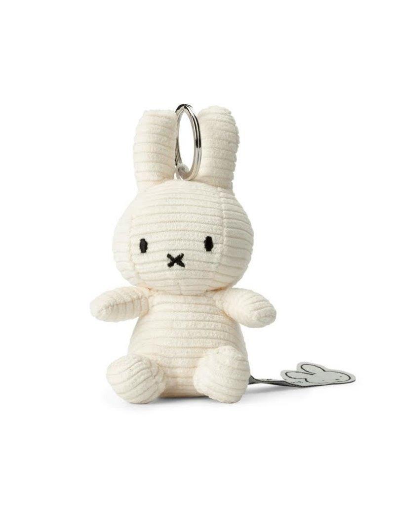Nijntje/Miffy Miffy Keychain Corduroy Offwhite - 10 cm
