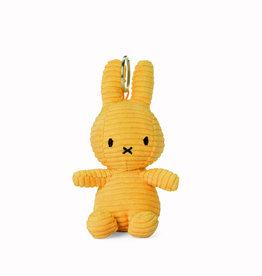 Nijntje/Miffy Miffy Keychain Corduroy Yellow - 10 cm