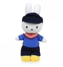 Nijntje/Miffy Miffy farmer - 24 cm.