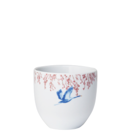Catchii Coffeecup 200 ml Blossom & Cranes