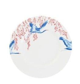 Catchii Plate 21 cm Blossom & Cranes