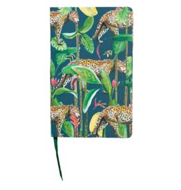 Notebook Wild Jungle Stories blue Catchii