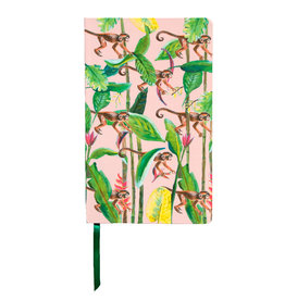 Notebook Pink Monkeys Catchii
