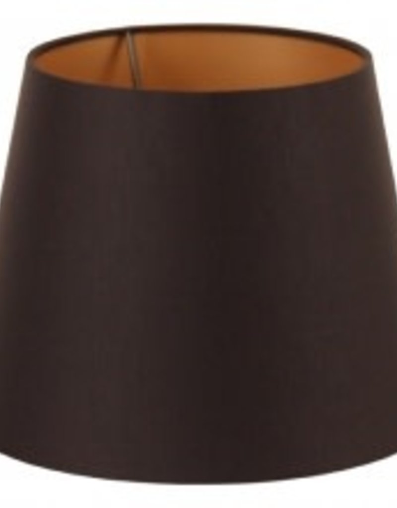 Lampenkap past bij  Annanas Lamp, Zwart Maten  16x15x21cm Handmade