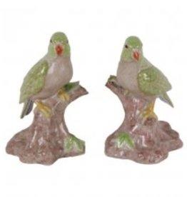 Papegaai Beeldjes van Porselein, Per Stuk