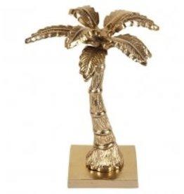 Palmboom  goudkleur