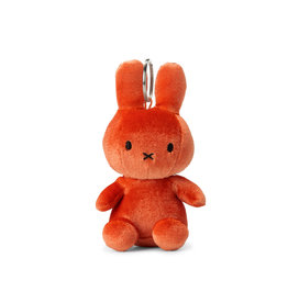 Nijntje/Miffy Miffy Keychain Velvet Orange - 10 cm