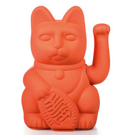 Donkey Lucky Cat  Neon Pink