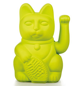 Donkey products Donkey Lucky Cat Neon Green