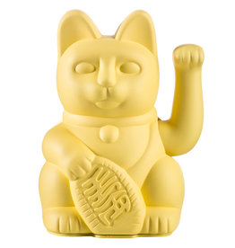 Donkey products Donkey Lucky Cat Yellow