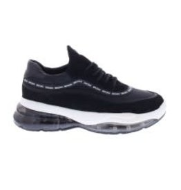 Bronx Shoes Sneaker Bronx Bubbly Black