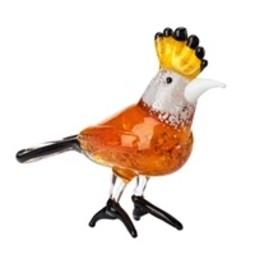 Pols Potten Pols Potten Glass Paradise Birds set van 4 handmade